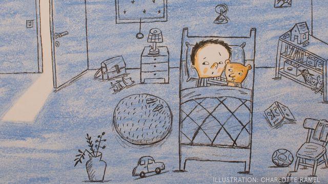 Godnattsagor - nordsamiska : Nallen