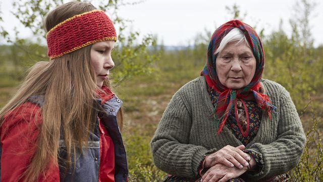 Kortfilmsklubben - samiska : Áile ja áhkku