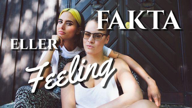 Fakta eller feeling : Psykisk ohälsa bland unga