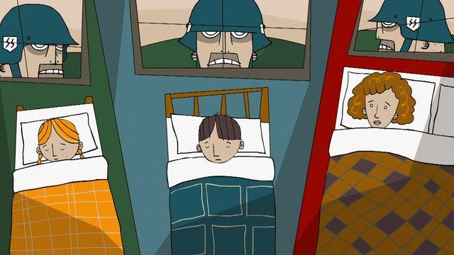 Barnen som överlevde Förintelsen - romani chib/arli : Martin Kapel