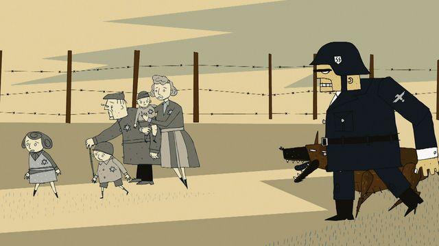 Barnen som överlevde Förintelsen - nordsamiska : Arek Hersch