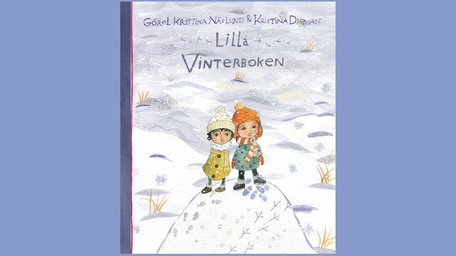 Småsagor : Lilla Vinterboken