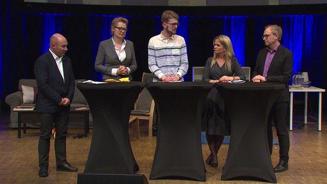 UR Samtiden - Barnrättsdagarna 2018 : En skola för alla?