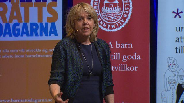 UR Samtiden - Barnrättsdagarna 2018 : Att försonas med sin barndom