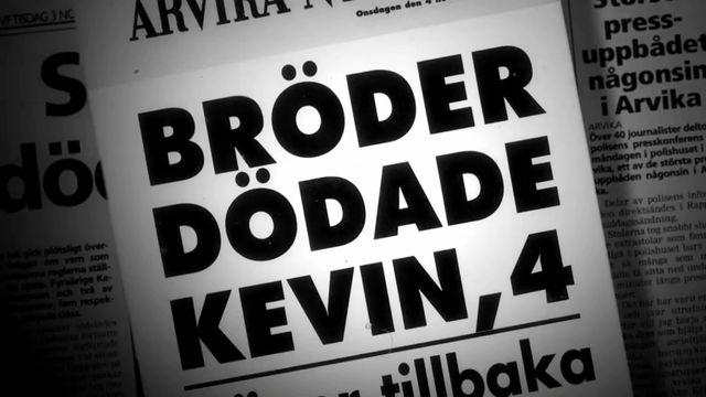 UR Samtiden - Gräv 2018 : Granskningen av fallet Kevin