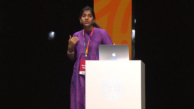 UR Samtiden - From business to buttons 2018 : Användardesign i Indien