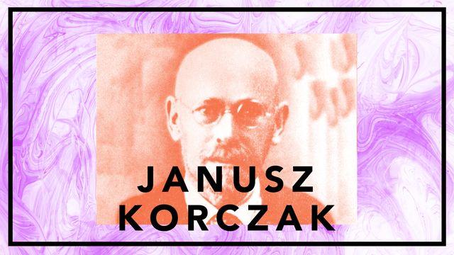 Bildningsbyrån - tänka mot strömmen : Janusz Korczak - föregångare till barnkonventionen