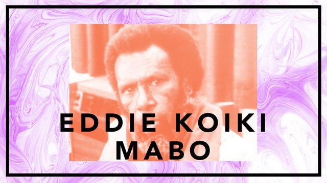 Bildningsbyrån - tänka mot strömmen : Eddie Koiki Mabo - de första australiensarna