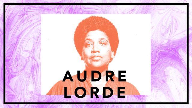 Bildningsbyrån - tänka mot strömmen : Audre Lorde - poet som omformade feminismen