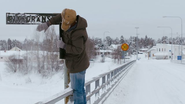 Lagom mycket finsk - teckenspråkstolkat : Gränsen
