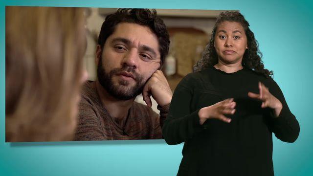 Familjen - teckenspråkstolkat : Familjeband