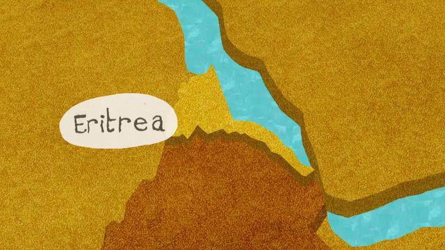 Seeking refuge : Hamid's journey from Eritrea in Africa