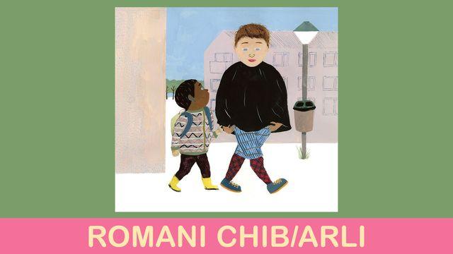 Småsagor - romani chib/arli : Syskondagen