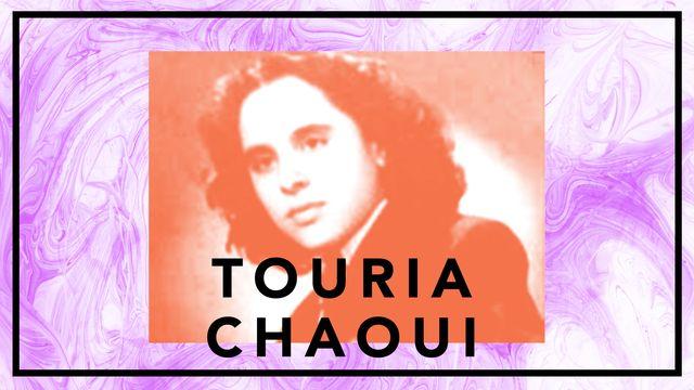 Bildningsbyrån - tänka mot strömmen : Touria Chaoui - flickan som siktade mot himlen