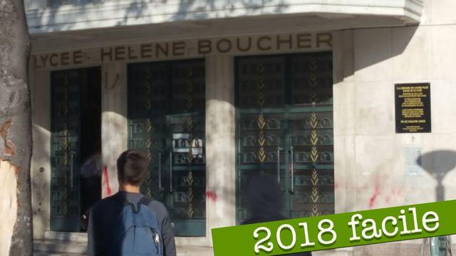 Nouvelles en français facile : 2018-11-10