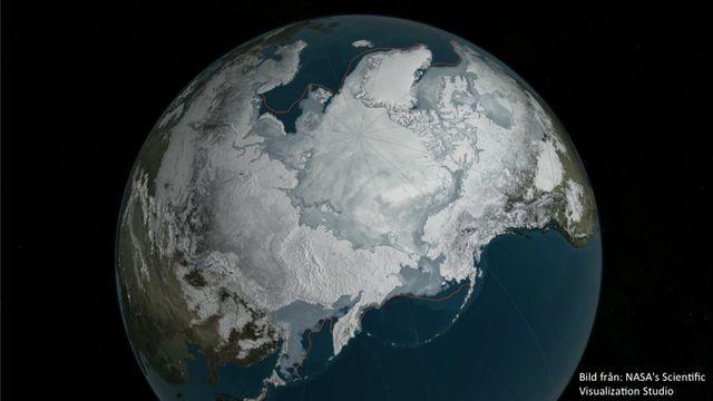 UR Samtiden - Klimatfestivalen 2018 : Kan marken smälta?