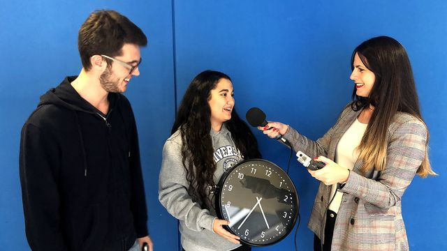 ¿Qué Pasa? : 2018-11-03