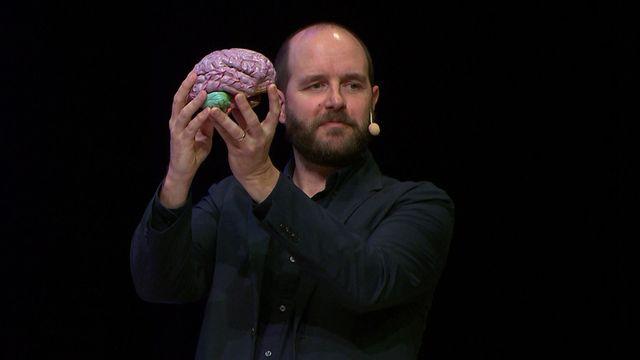 UR Samtiden - Schizofrenidagen 2018 : Schizofreni och hjärnans byggstenar
