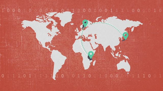 Orka plugga : Vad är internet