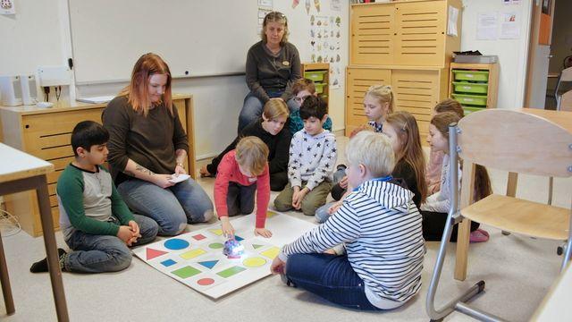 Lärlabbet : Fritidshem - målstyrt lärande