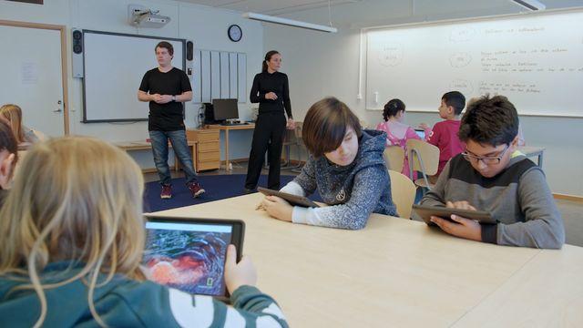 Lärlabbet : Fritidshem - samverkan med skolan