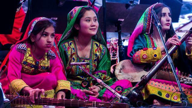 UR Samtiden - Polar tech 2018 : Musikens återkomst i Afghanistan