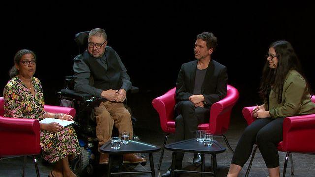 UR Samtiden - Polar Talks 2018 : Mångfald i scenkonsten