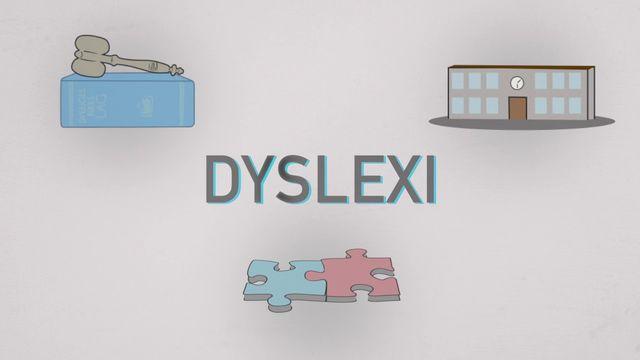 Orka plugga : Dyslexi - dina rättigheter