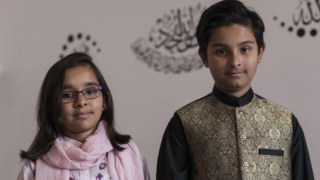Högtider : Eid-al-fitr med Mawia, Omer och Hassan