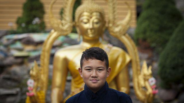Högtider : Loi krathong med Manfred