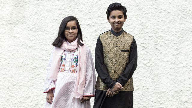 Högtider : Ramadan med Omer, Mawia, Hassan och Ibrahim