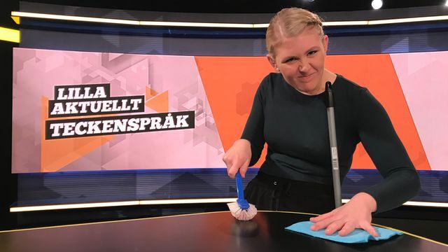 Lilla Aktuellt teckenspråk : 2018-10-19