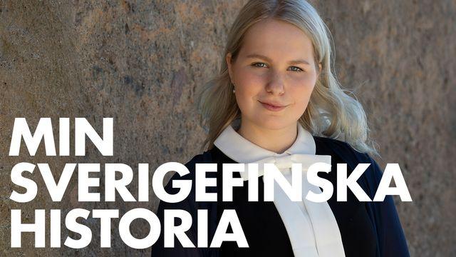 Min sverigefinska historia