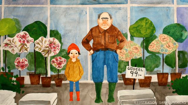 Godnattsagor - svensk romani : En riktig bajshistoria