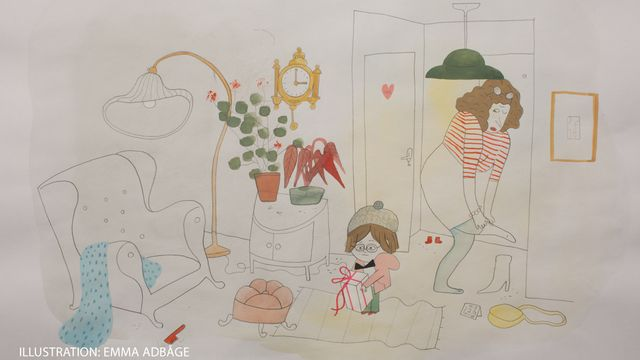 Godnattsagor - svensk romani : Slottet