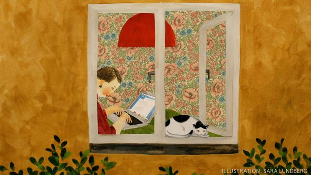 Godnattsagor - svensk romani : Katten