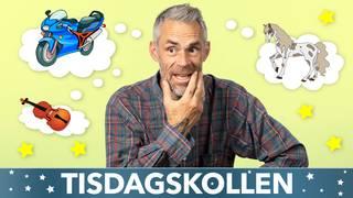 Tisdagskollen: Kari + rymden = sant