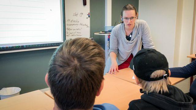 Skolministeriet : Pojkarna och antipluggkulturen