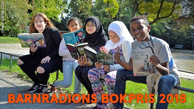 Barnradions bokpris : Risulven av Nina Ivarsson