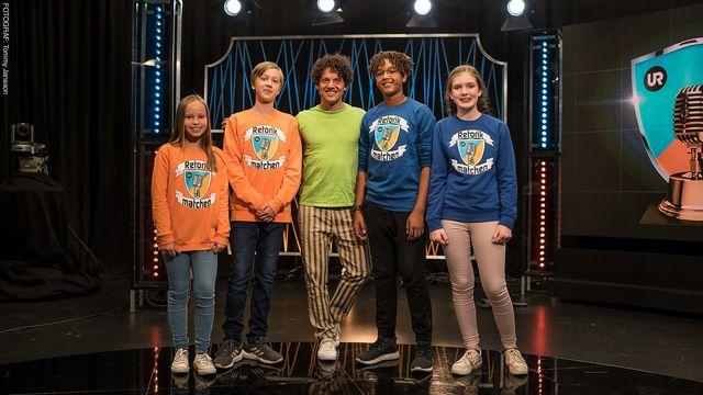 Retorikmatchen 2018 : Kvartsfinal 4