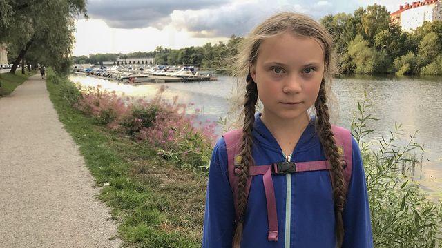 Barnaministeriet dokumentär : Gretas skolstrejk