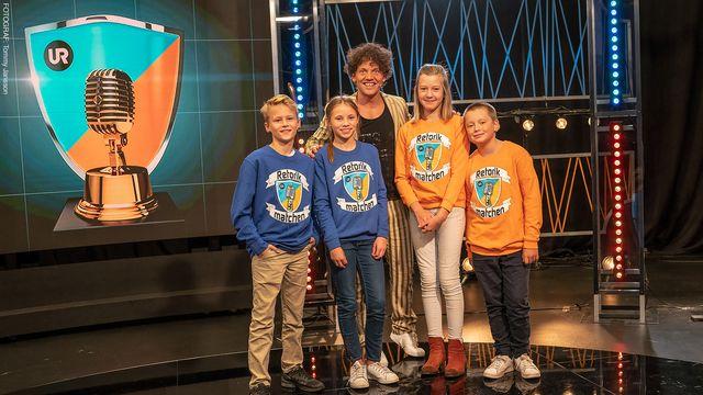 Retorikmatchen 2018 : Kvartsfinal 2