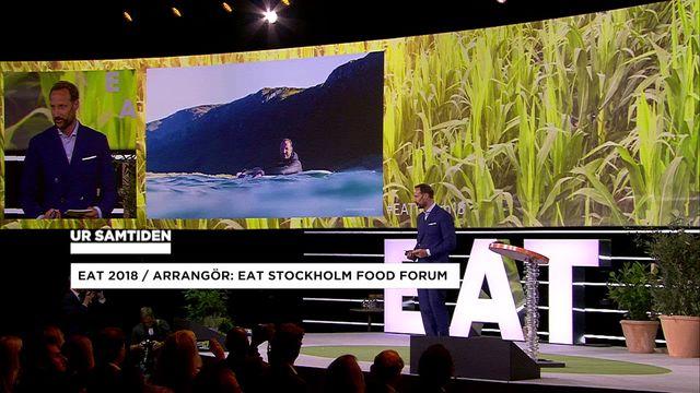 UR Samtiden - EAT 2018 : Lärdomar om mat, identitet och värdighet