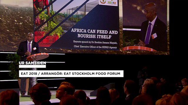 UR Samtiden - EAT 2018 : Afrikas väg till egen matförsörjning