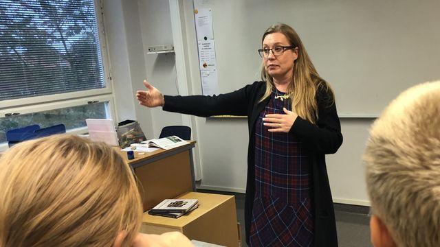 Lärarrummet : Lärare med adhd