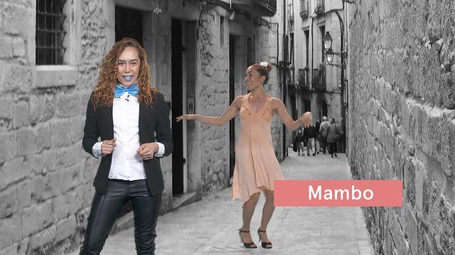 ¡Habla ya! - Minicurso : Bailes latinos