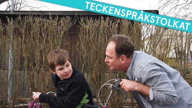Liv med autism - teckenspråkstolkat : Hur ska vi lära oss förstå Kalle?