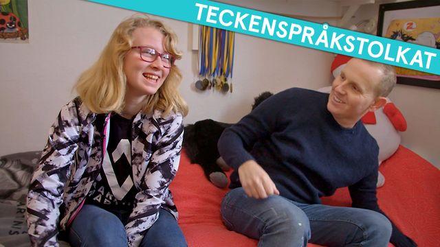 Superungar - teckenspråkstolkat : Elmie