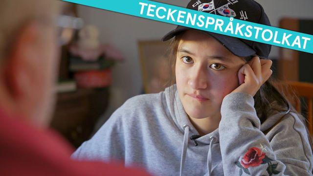 Superungar - teckenspråkstolkat : Alicia