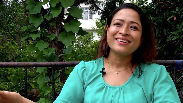 Alla funkar olika - min berättelse : Sunita